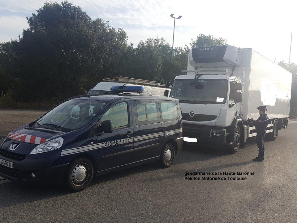 Toulouse- le chauffeur routier avait consommé cannabis, cocaïne et opiacés