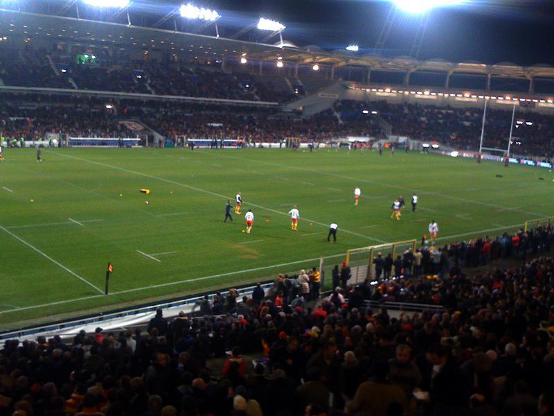 Toulouse. le test match France Samoa placé sous haute surveillance