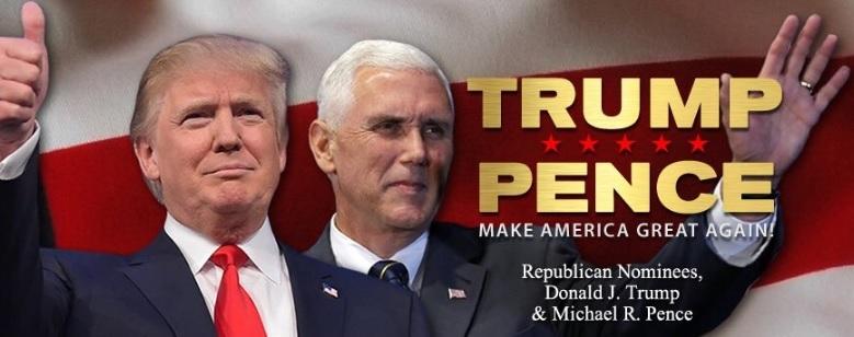 Trump président des Etats Unis avec une majorité républicaine