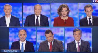 Ultime round entre Fillon, Sarkozy et Juppé pour le 3e débat