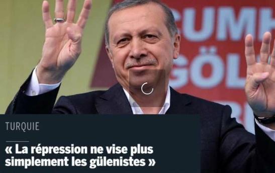 Un journaliste Français arrêté par la police enTurquie