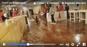 Vidéo – La 3e mi temps des joueurs de rugby de Castanet fait un méga buzz