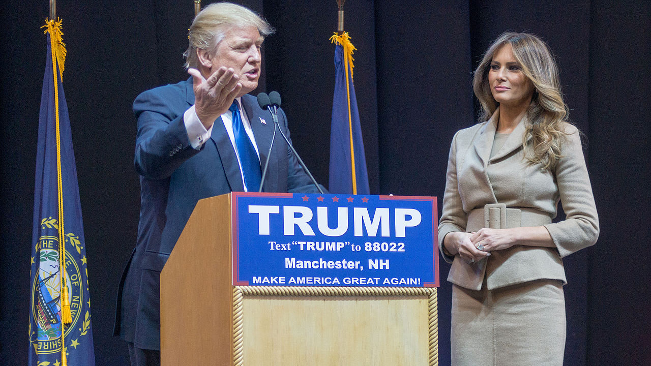 la-first-lady-epouse-de-donald-trump