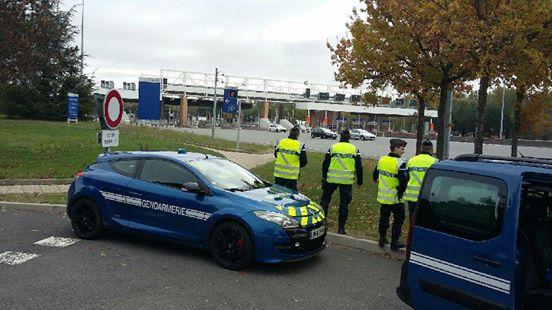 la gendarmerie multiplie les contrôles sur l'axe Toulouse Albi