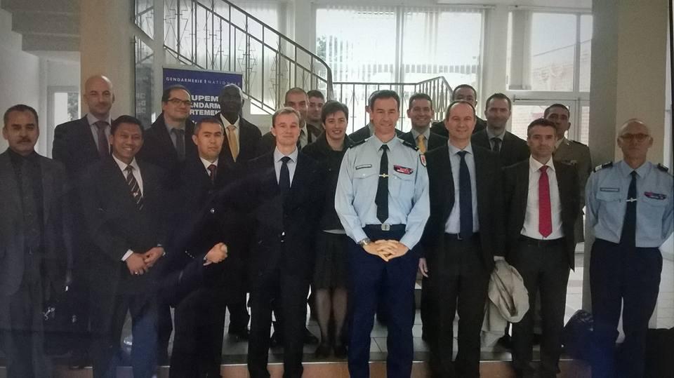 les futurs officiers supérieurs de l'armée française en formation à Toulouse