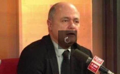 Bruno Le Roux remplace Cazeneuve au ministère de l'intérieur