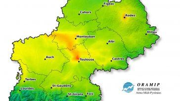 Pollution aux particules fines à Montauban