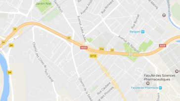 2 morts dans un accident sur la rocade de Toulouse