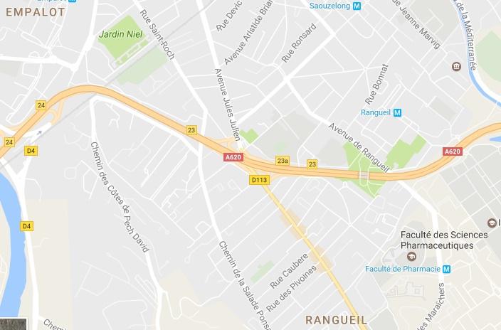 2 morts dans un accident sur la rocade de Toulouse