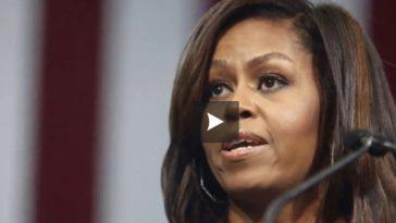 Bye Bye Michele Obama reine communication