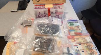Héroïne, Cocaïne, Cannabis. nouvelle saisies à Cahors