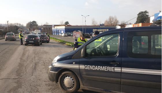 Les gendarmes du Tarn annoncent une intensification des contrôles