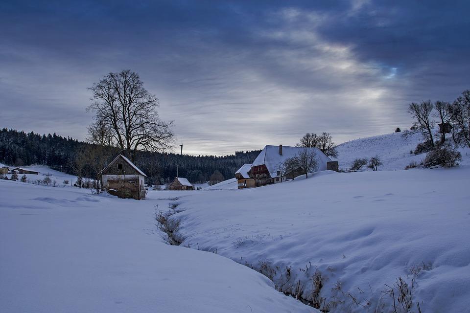 Neige en montagne, et peut être sur Toulouse cette semaine