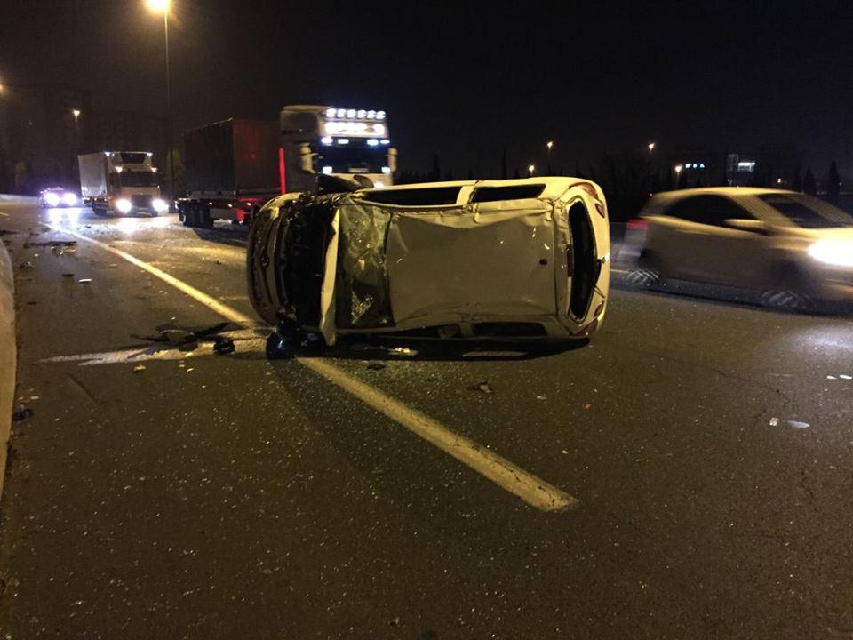 Nouvel accident sur la Rocade de Toulouse