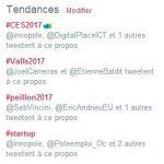 Peillon 2017 et Valls 2017 au coude à coude sur Twitter