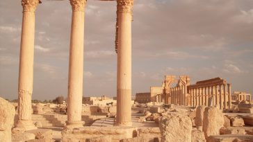 Syrie. les nouvelles destructions à Palmyre qualifiées de crimes de guerre
