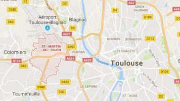 Toulouse. un homme retrouvé mort pendu près des usines Airbus
