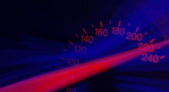 Toulouse. une jeune conductrice sous permis probatoire roulait à 100 km/h en ville