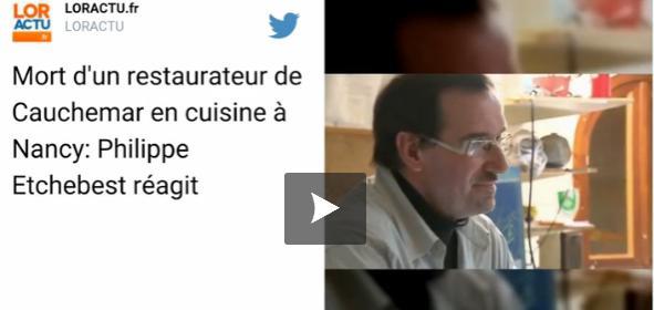 Un candidat de cauchemar en cuisine sur m6 retrouv mort - Emission de cuisine sur m6 ...
