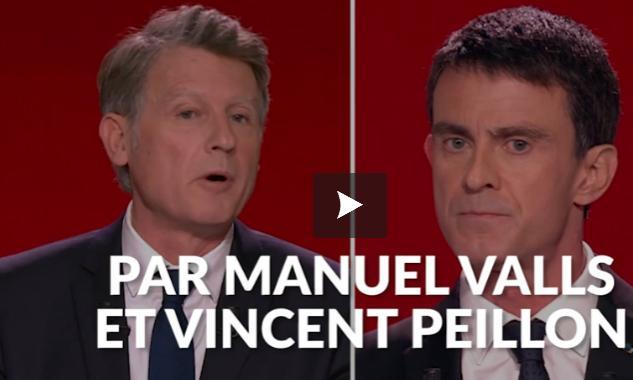 Valls sur la défensive, Peillon en leader, Montebourg, Hamon et De Rugy efficaces