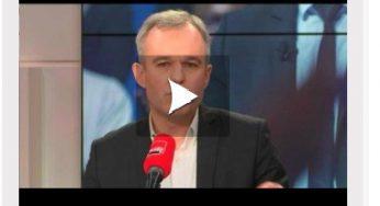 De Rugy rejoint Macron
