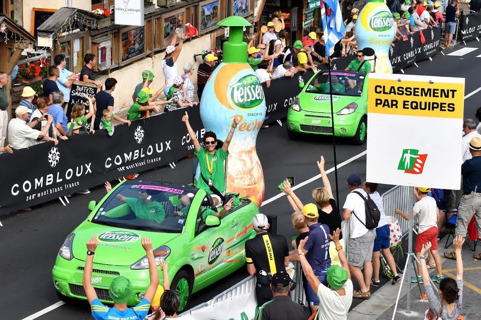 La Caravane du Tour de France recrute à Toulouse
