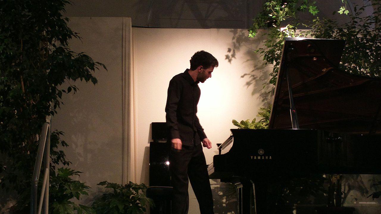 Le Toulousain Adam Laloum victoire de la musique classique