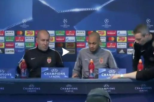 Monaco Manchester City en champions league