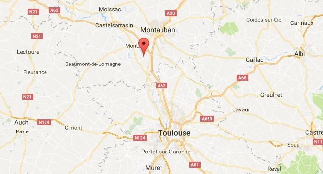 Tarn et Garonne. un jeune mort dans un accident de la route à Montbartier
