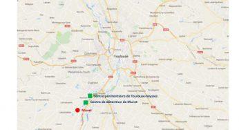 Toulouse. la nouvelle prison de 600 places sera située au nord de Muret