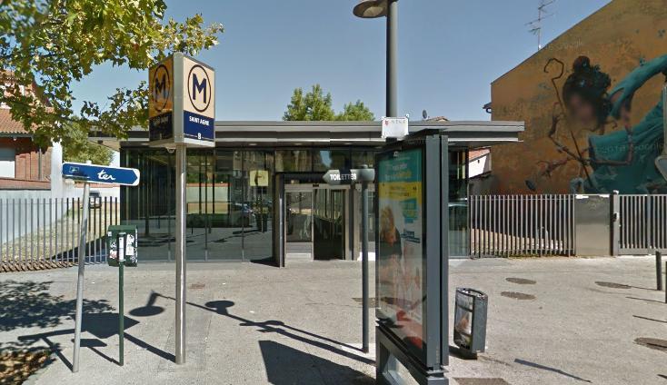 Toulouse. la station de Métro Saint Agne a réouvert ses portes