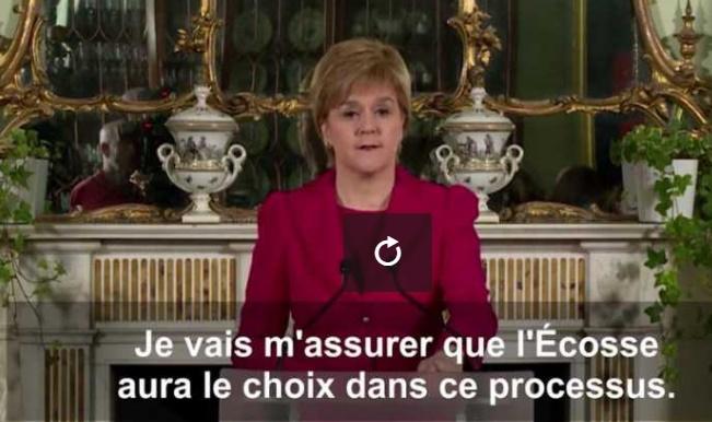 Écosse référendum indépendance Royaume-uni Union européenne
