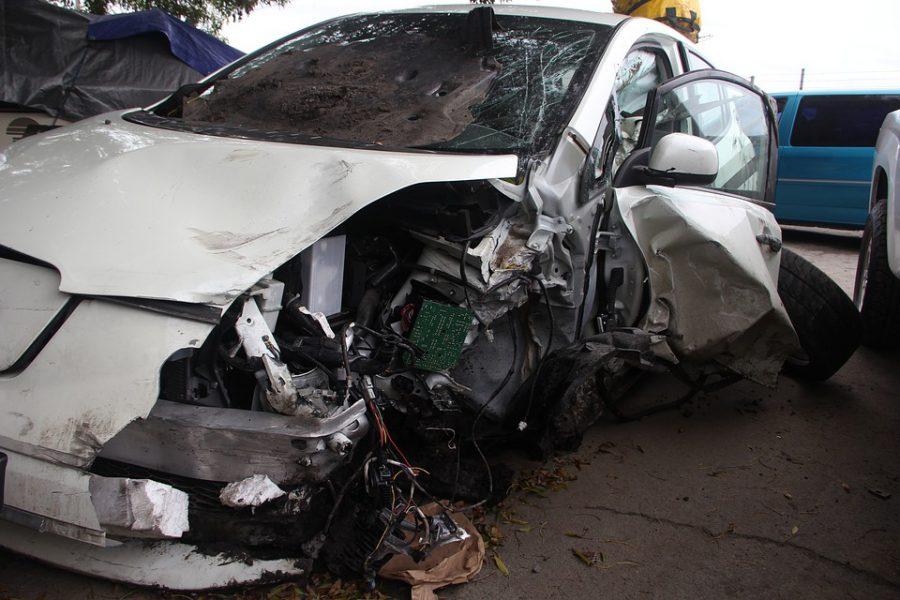 2 blessés dans un accident de la route entre <a  href=