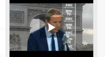 Hollande devrait se séparer de Le Roux dit Dupont-Aignan