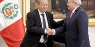 Le Drian annonce son soutien à Macron