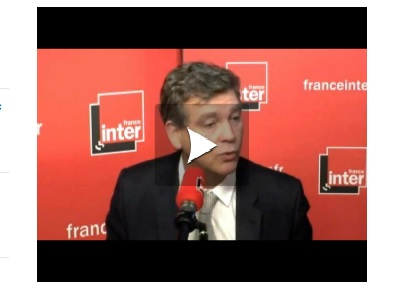 Montebourg demande à Mélenchon de retirer sa candidature à la présidentielle