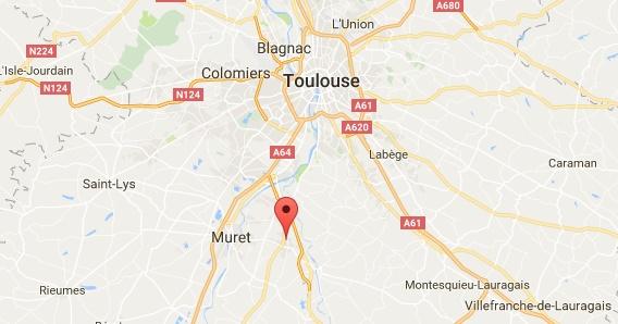 Mort d'un motard dans un accident samedi à Labarthe sur Lèze au sud de Toulouse