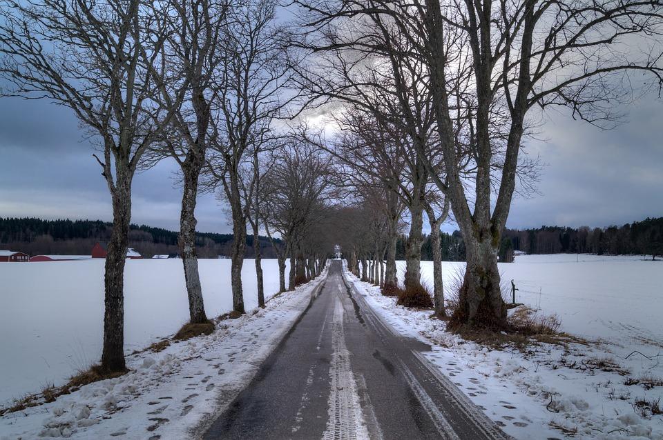 Neige et Verglas. le Tarn et l'Aveyron en alerte météo vigilance orange
