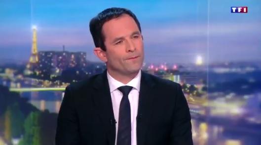 """Parrainage de Valls. Hamon souligne que les électeurs peuvent """"se sentir trahis"""""""