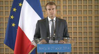 Patrimoine de Macron. la Haute Autorité pour la transparence de la vie publique saisie