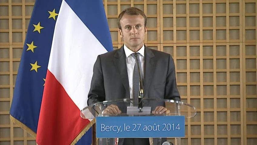 Macron au centre d'une enquête pour soupçons de favoritisme