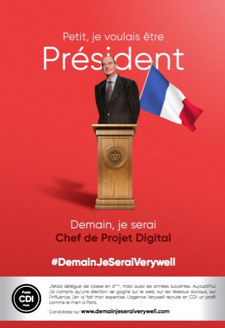 Toulouse Paris. l'agence de com Verywell recrute 5 collaborateurs