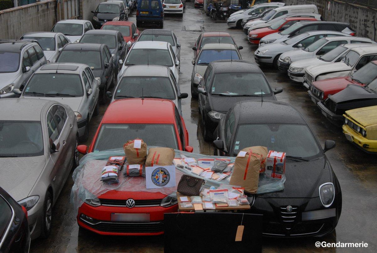 Toulouse. le GIGN intervient pour arrêter des trafiquants de drogue