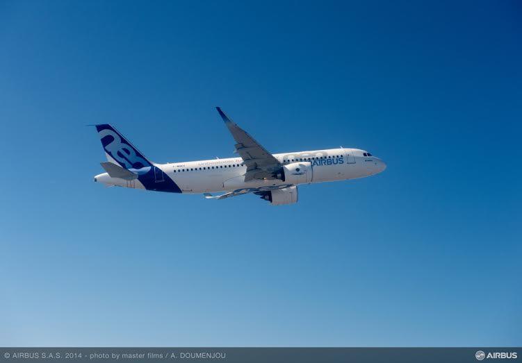 Une nouvelle compagnie Coréenne commande 8 Airbus A320
