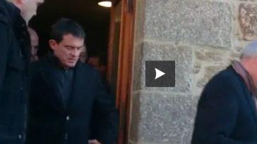 """Valls appelle à oublier les vieux clivages"""""""