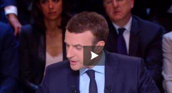 Vidéo – Hamon attaque Macron sur le financement de sa campagne