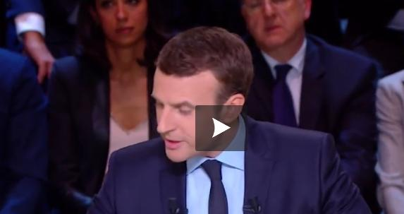 Vidéo - Hamon attaque Macron sur le financement de sa campagne
