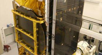 Vidéo. dans les coulisses du 1er satellite Eutelsat tout électrique à Toulouse
