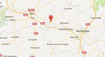 1 mort et 3 blessés graves sur les routes de Valence d'Agen