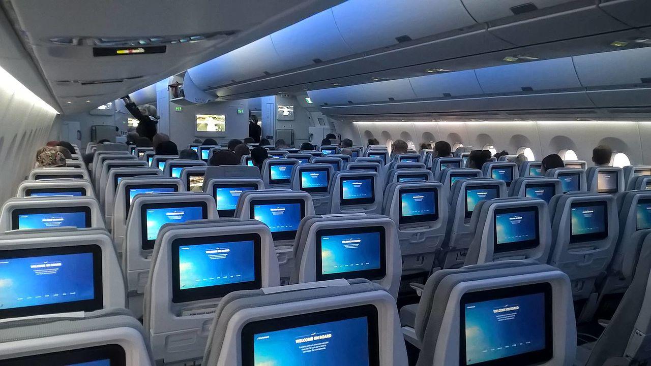 Airbus vend 20 A350 en Chine pour un prix supérieur à 6 milliards de dollars